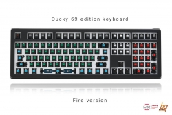 Ducky Shine 4 69 Fire