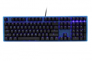 Ducky One Blue Transulcent Case