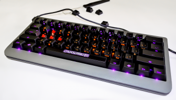 Mechanical Keyboards Shadow Guard Dark
