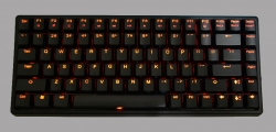 Keycool 84 Red LED
