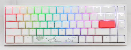 Ducky One 2 SF RGB Pure White
