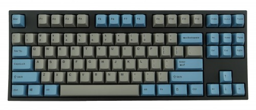 Leopold FC750R Grey/Blue PD