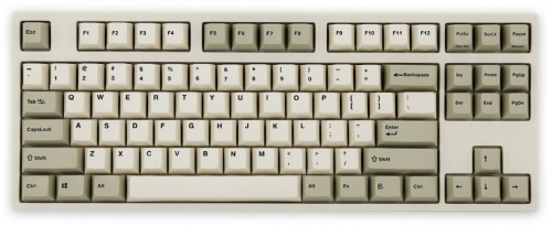 Leopold FC750R Two Tone White PD