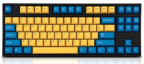 Leopold FC750R Yellow/Blue PD