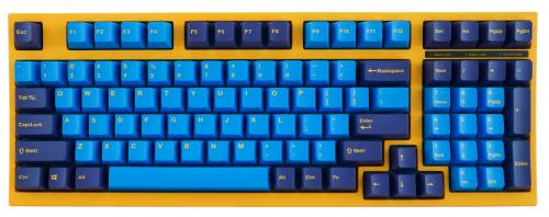 Leopold FC980M OE Blue/Navy PD Yellow Case