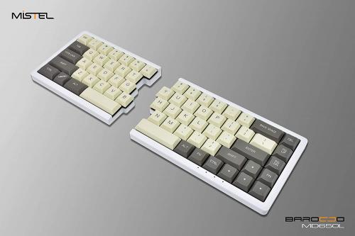 Mistel MD650L White Case