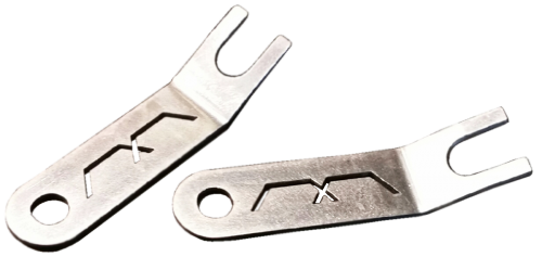 Mechanical Keyboards MX Switch Top Removal Tool (Set of 2)