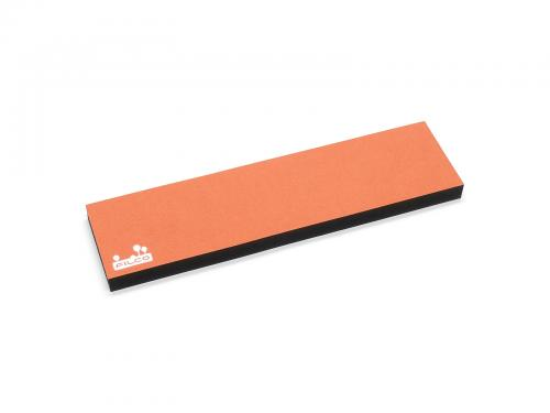 ed1cdbd43de Filco FILCO Majestouch Macaron Wrist Rest - Papaya - Small (12mm)