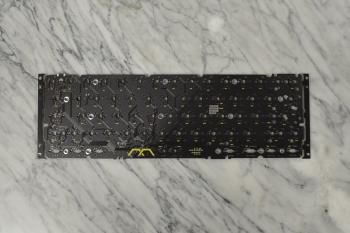 Mechanical Keyboards FaceW 60% Black PCB - SPRiT Edition