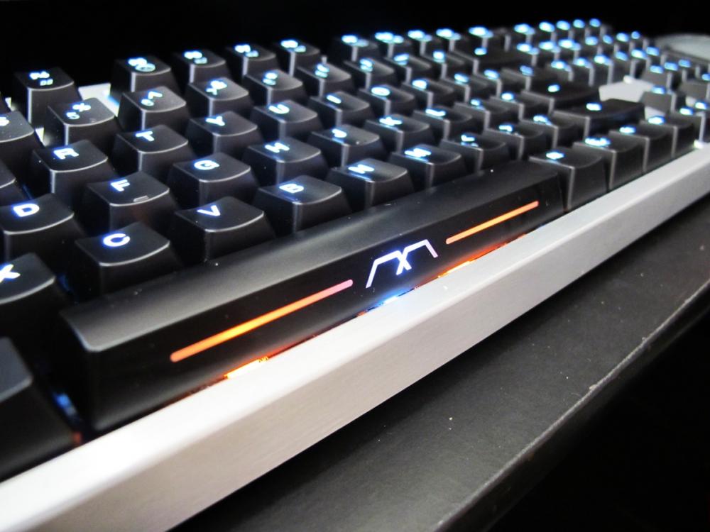 Mechanical Keyboards Shine 3 Space Bar  Ducky