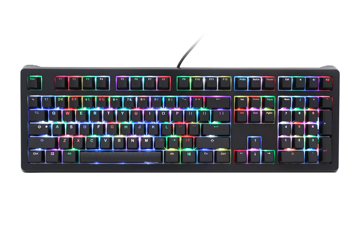 [DIAGRAM_4PO]  Ducky Shine 5 RGB LED Double Shot Mechanical Keyboard (Red Cherry MX) | Cherry Switches Wiring Diagram |  | Mechanical Keyboards