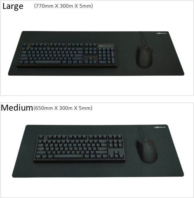 Massive Desktop Mat Leopold