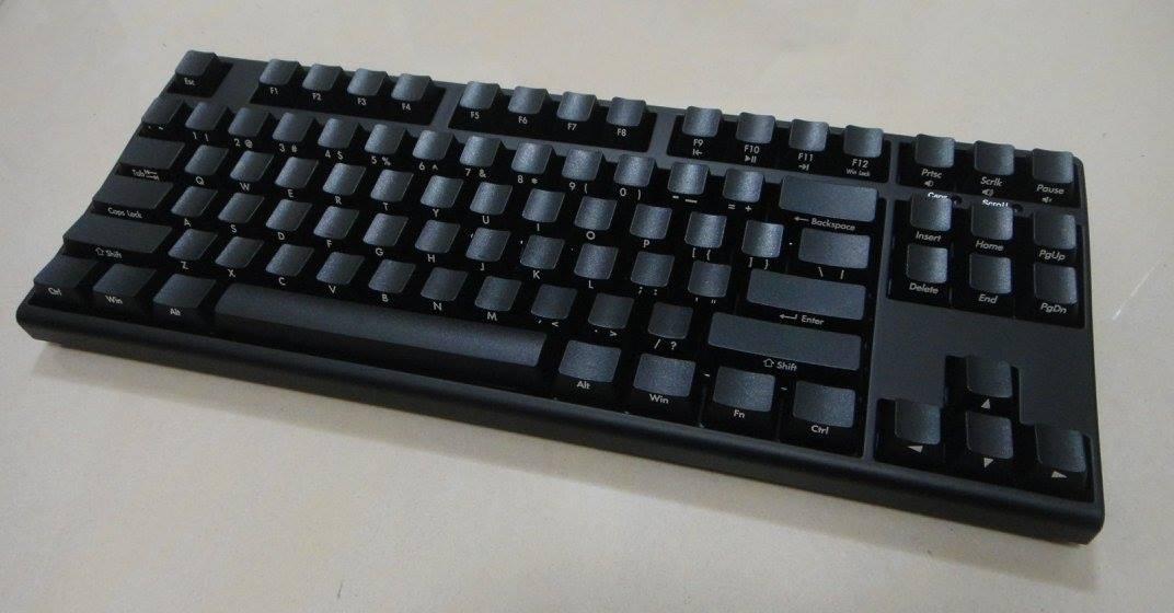 KBParadise V80 Front Print TKL Mechanical Keyboard with ALPS