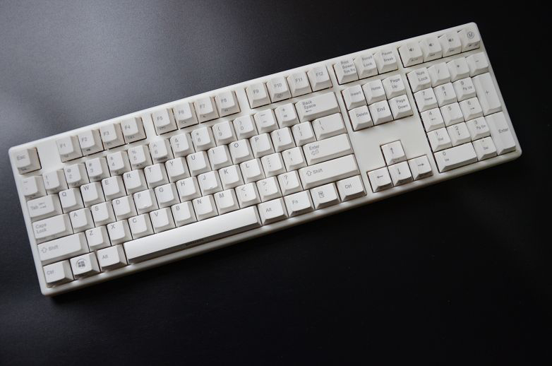 ac1dffff2eb Plum 108 Laser Printed PBT Mechanical Keyboard with Electro ...
