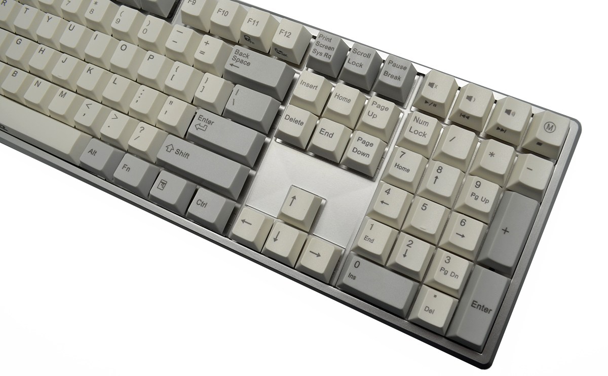 c3ac0768ce6 Plum 108 Waterproof Laser Printed PBT Mechanical Keyboard with ...