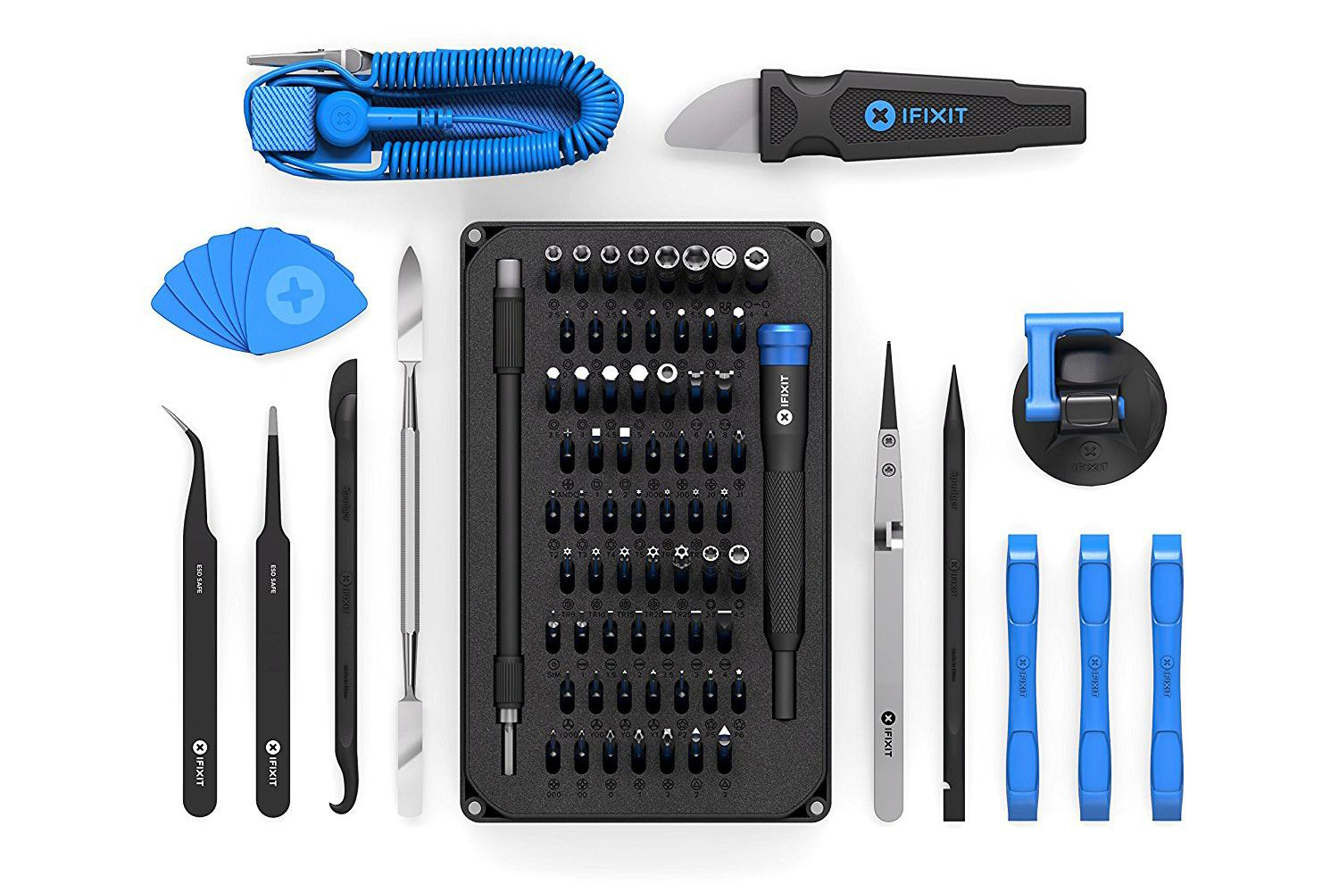 Game Console Precision Screwdriver Set ANSERX 48 in 1 Mini Magnetic Screwdriver Bit Repair Tool Kit for iPhone Macbook Cellphone Tablet Xbox PC