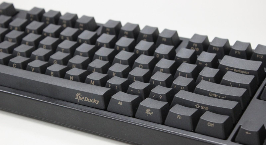 Ducky G2 PRO Japanese TKL Laser Engraved PBT Mechanical Keyboard with  Cherry MX Mixed switches