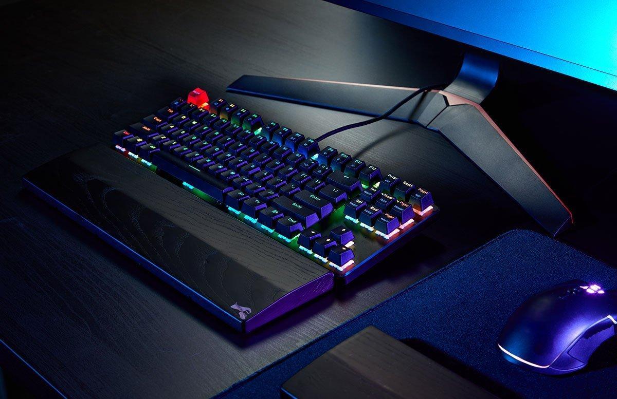 ffbe515d084 Glorious PC GMMK Customizable / Barebones - TKL RGB LED Mechanical Keyboard