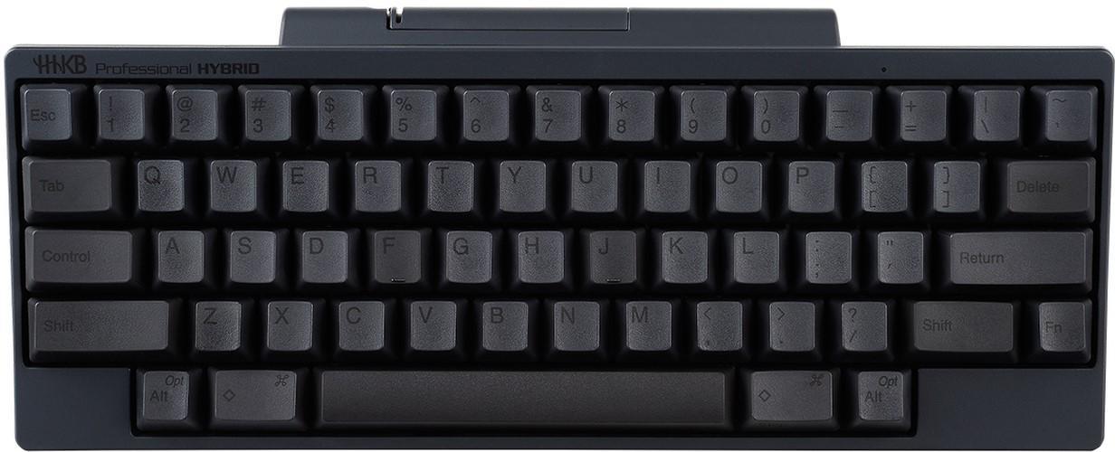 Hhkb Hybrid Charcoal 60 Dye Sub Pbt Mechanical Keyboard