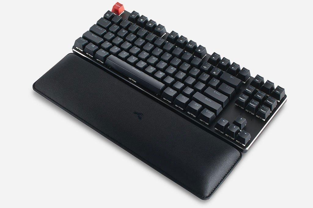 71798d340df TKL Slim Stealth Padded Wrist Rest (Glorious PC)