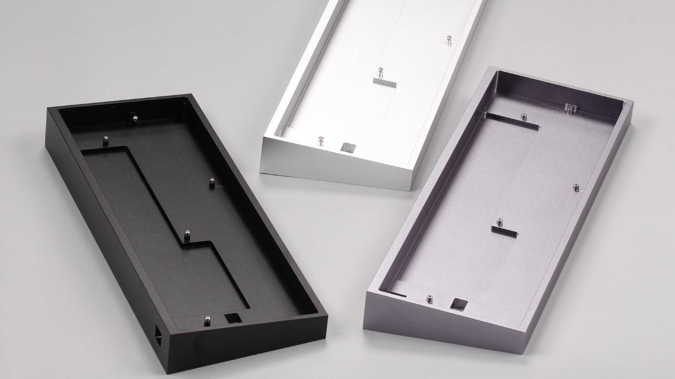 Tofu 60 Aluminum Mechanical Keyboard Case Kbdfans