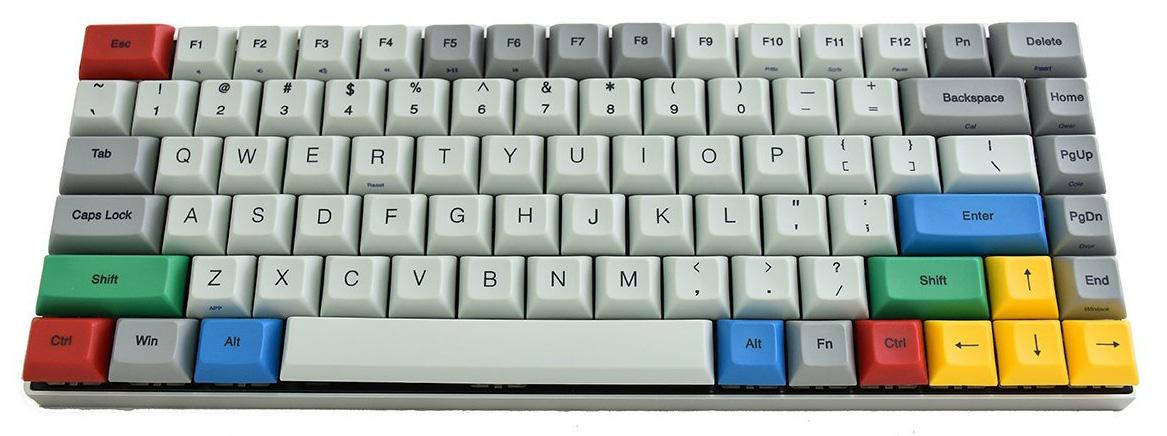 d0fa3f2b3c6 Vortex Race 3 TKL Dye Sub PBT Mechanical Keyboard with Cherry ...