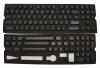 Blank Black PBT Keycaps - 120 Keycaps