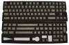 Blank Dark Gray PBT Keycaps - 120 Keycaps