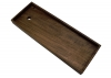 60% Wooden Case - Black Walnut