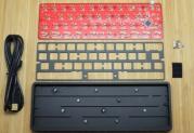 JD45 - Black Standard Case - DIY Kit