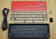 JD45 - Black Blocked Case - DIY Kit (Carpe Keyboards) <span class='sold'>**Sold Out**</span>