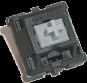 MX Gray Keyswitch -  PCB Mount - Linear - 10 Pack