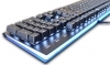 MK Fission RGB Acrylic White LED Backlit  (Silent Red Cherry MX) <span class='ltd'>(< 10)</span>