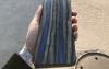 Fullsize Wrist Rest - Blue & Gray  <span>*New*</span>