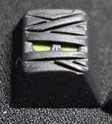Hammer MUMMIE Artisan Keycap - Black  <span class='ltd'>(< 5)</span>