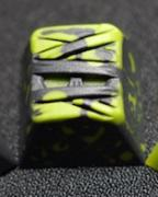 Hammer MUMMIE Artisan Keycap - Black & Green Blend  <span>*New*</span>