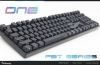 One Side Print PBT  (Black Cherry MX) <span>*New*</span>