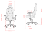 Astonishing Hurricane Gaming Chair Ducky Inzonedesignstudio Interior Chair Design Inzonedesignstudiocom
