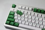 Green - Bi-Color PBT Double Shot Keycap Set  <span class='ltd'>(< 10)</span>