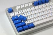 Blue - Bi-Color PBT Double Shot Keycap Set