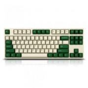 FC750R PBT White & Green Doubleshot  (Brown Cherry MX)