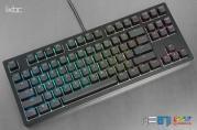 IKBC MF87 RGB LED TKL Double Shot PBT  (Cherry MX Brown)