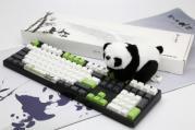 VA108M Panda Dye Sub PBT  (Cherry MX Blue)